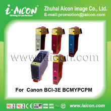 Compatible inkjet cartridge for CANON BCI-3BK/3e