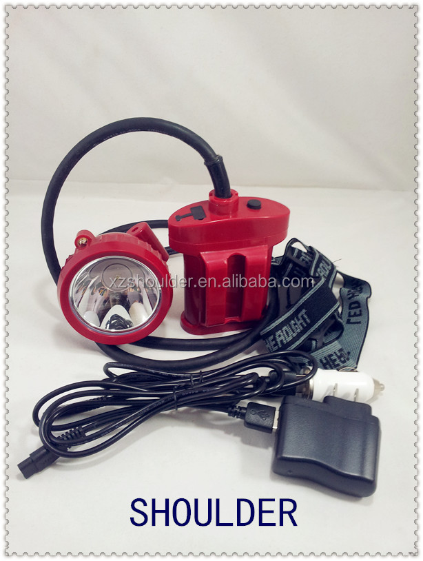 5W headlamp lantern flashlight head light led miner's lamp