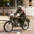 SKYTEAM 250cc 4 stroke ACE Vintage Cafe Racer Motorcycle