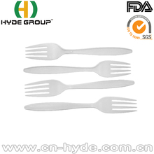 Eco-Friendly Biodegradable Fork Corn Strach for Food
