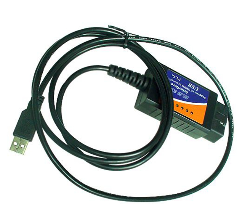 obd2 cable connector usb 16pin obd2 to usb cable obd diagnostic cars