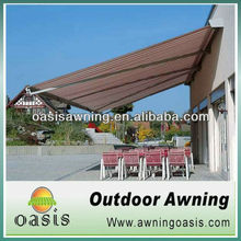 L98 Manual Awning with Hand Crank