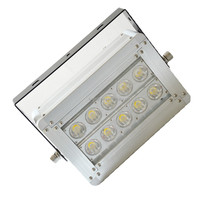 RA80 bridgelux chip 100W module design led flood light