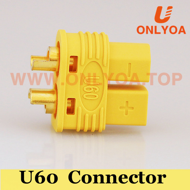 XT60 bullet banana connector