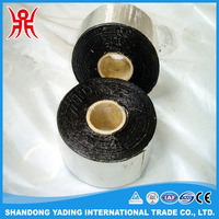 Building material construct company waterproof material cheap self adhesive bitumen flashing tape
