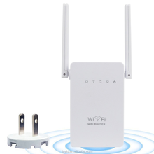 Wireless router, 300Mbps Multi-function Mini Wireless-N WiFi Range Extender Signal Booster 802.11n/b/g Network Repeater/Ro