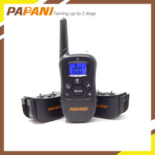 Pet Humane Training Control Rechargeable with Stimulation Electric Shock Collar