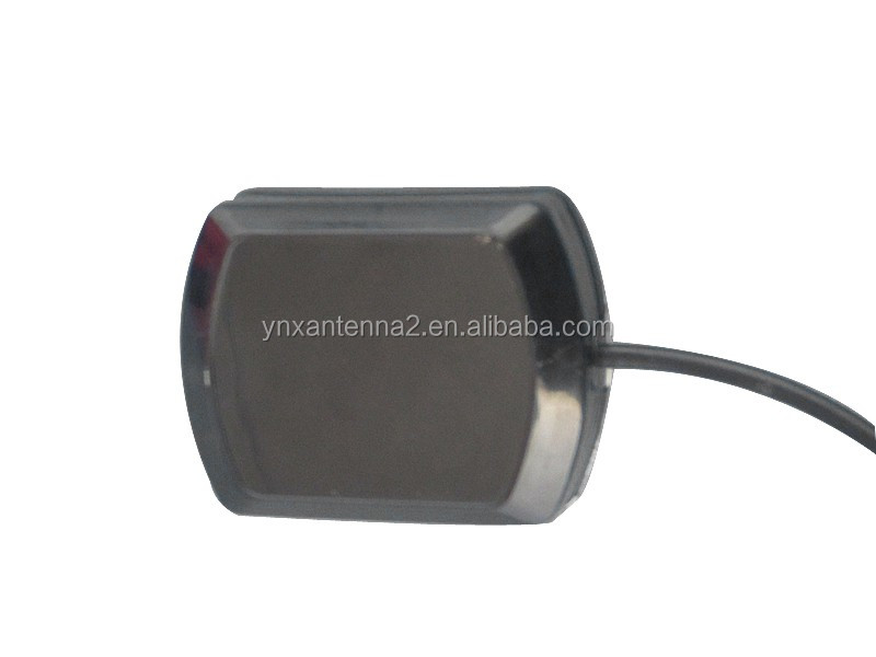 External GPS Antenna with SMA Male, GPS Active Antenna Aerial Connector Cable, 28dB LNA Gain 1575.42MHz