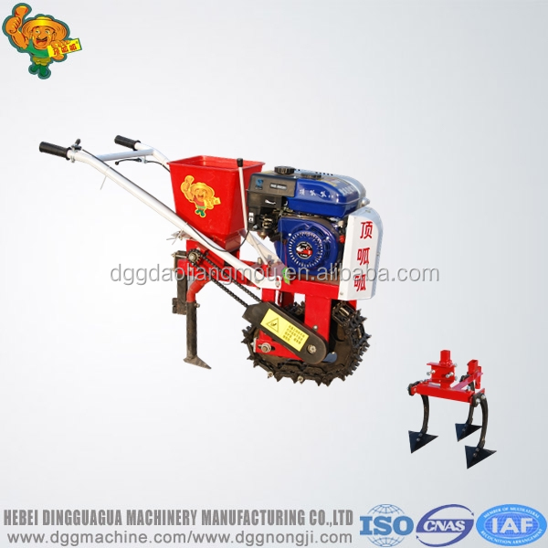 Hot sell 3ZF Series new design small farm equipment about push seeder