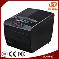 80mm 250mm/s thermal receipt printing mini printer for computer RP327
