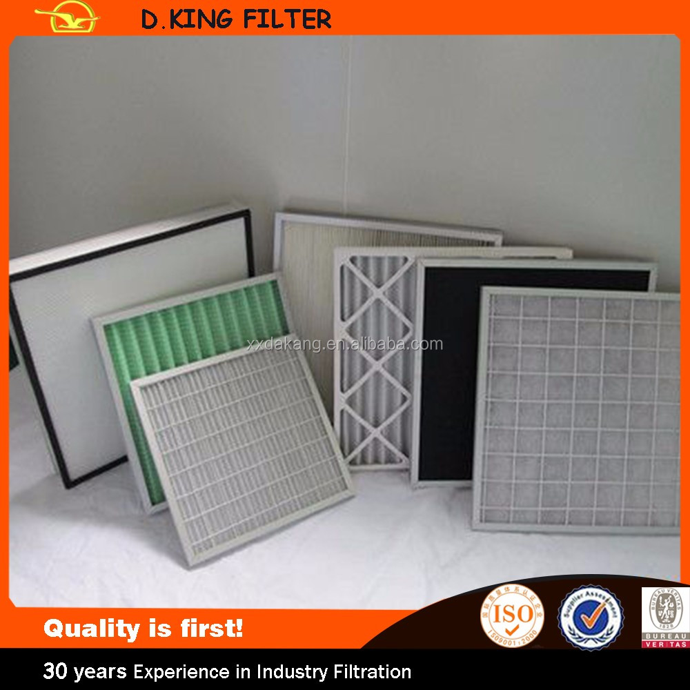 2016 D.King industrial hepa carbon compress air filter h12 h13
