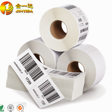 Pre printed 100m/roll blank price labels for supermarket