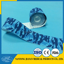 camouflage printed adhensive Kinesiology Tape