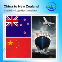 sea freight forwarder FCL lcl cargo china to New zealand