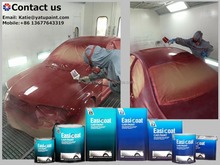 High performance auto paint auto body filler