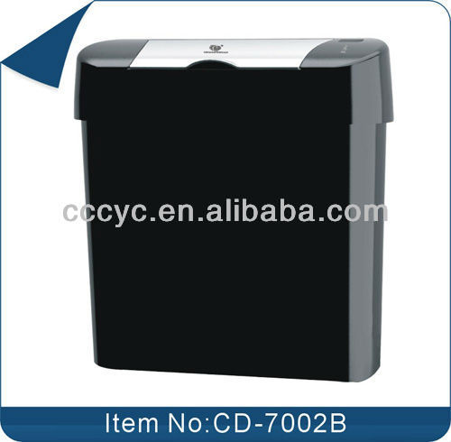Fully Automatic Cheaper Hotel Indoor Decorative Plastic Trash Can CD-7002B