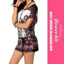 Factory supply new arrival low price Sexy women dress Sexy flower dress