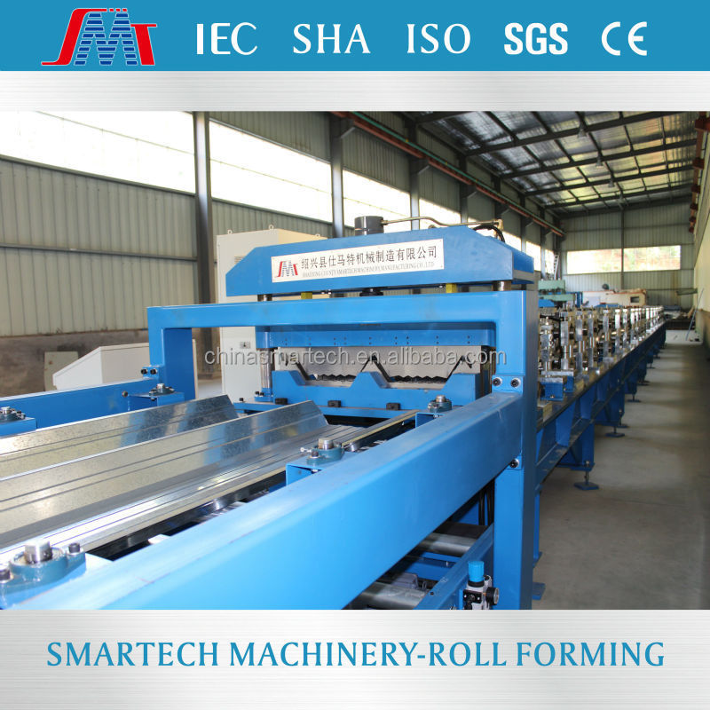 Professional Manufacturer galvanized sheet roofing tile roll forming line/ colored coating roofing roll forming machine