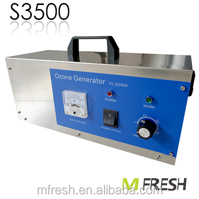 Mfresh S3500 ozone vegetable and fruit cleaner ozone fruit vegetable washer ozone fruit and vegetable purifier
