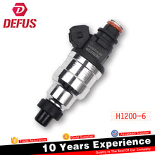 high performance auto spare parts car fuel injector nozzle for Ni-ssan Skyline Toyota Supra Turbo RB26DETT 114lb X6