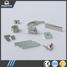 Factory new arrival ndfeb magnet q-man mini flexible magnets