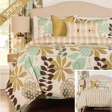 100% polyester patchwork printed China wholesale duvet cover sets
