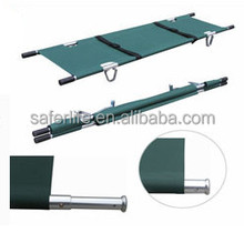2017 Saferlife Emergency Foldaway Ambulance Portable Aluminum Rescue Lightweight stretcher SL-F3