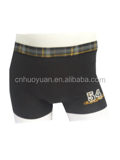 High quality Sheer nylon mens underwear young mens underwear