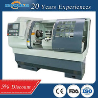 CNC Metal Processing Machine CNC Mechanical Tools Names CK6136A-2