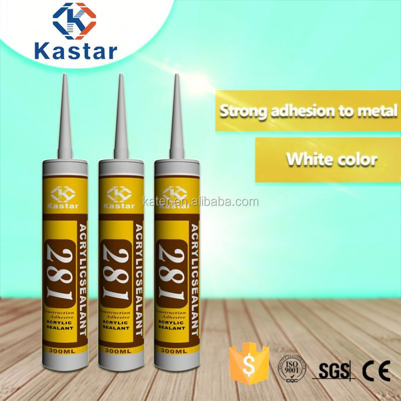 Acrylic acid paintable liquid nail sealant