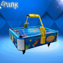 EPARK coin operated amusement air hockey arcade game machine hockey table for kids