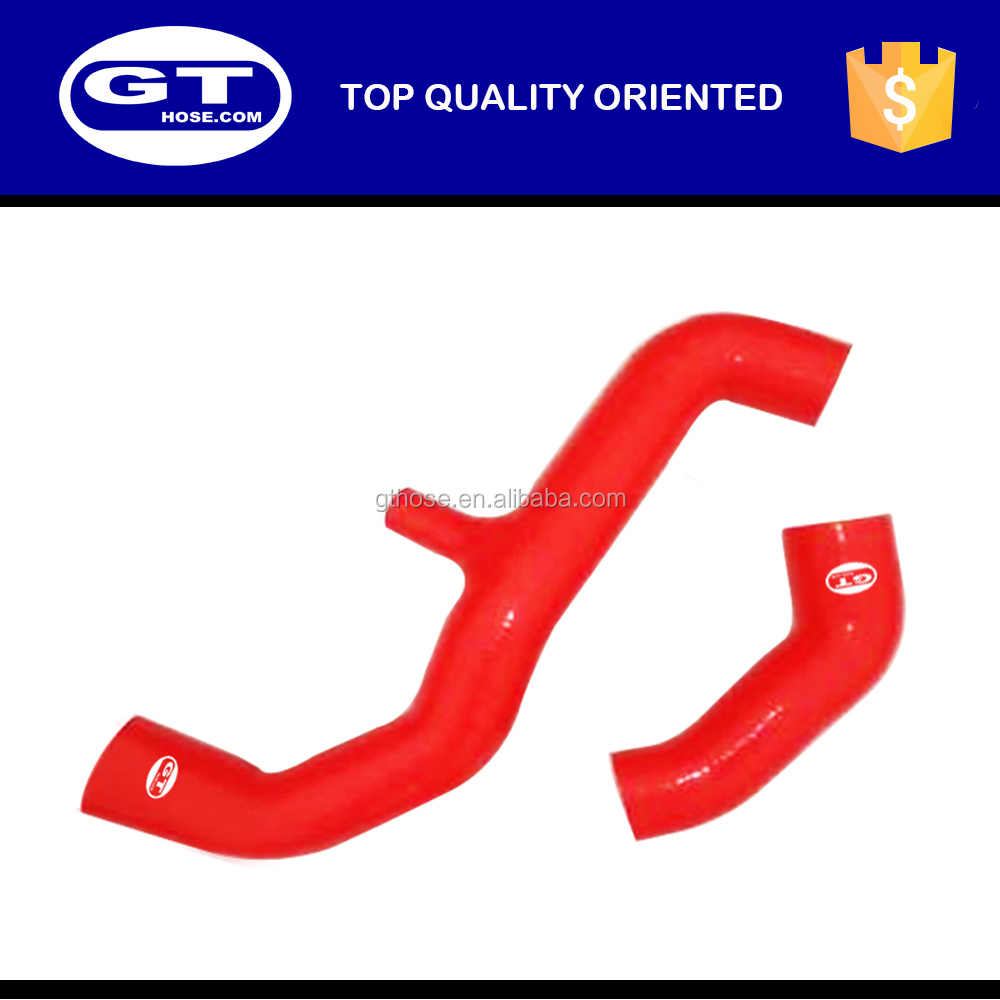 silicone hose kits for RENAULT 5GT TURBO SILICONE BOOST KIT HOSE