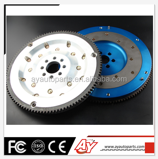 Aluminum Flywheel for Corolla 1.8L FWD 1ZZ-FE