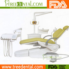 TR-S105 FDA & CE approved Right/left arm position transferable Dental Chair Unit dental chair factory directly sell dental unit