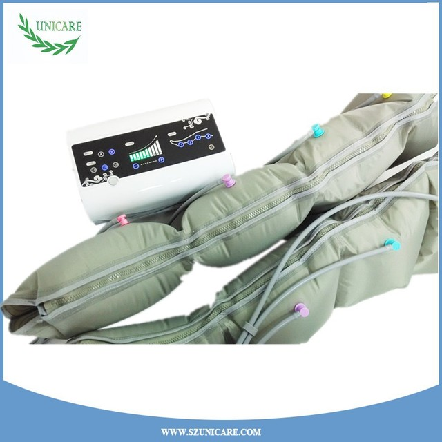 Knee protection product air pressure massage therapy blood circulation legs machine
