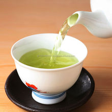 Japanese high quality sencha green tea brand names for sale