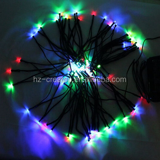 100 Led Short String Christmas Lights Wedding Party Decorative Solar String Lights - Buy Led ...