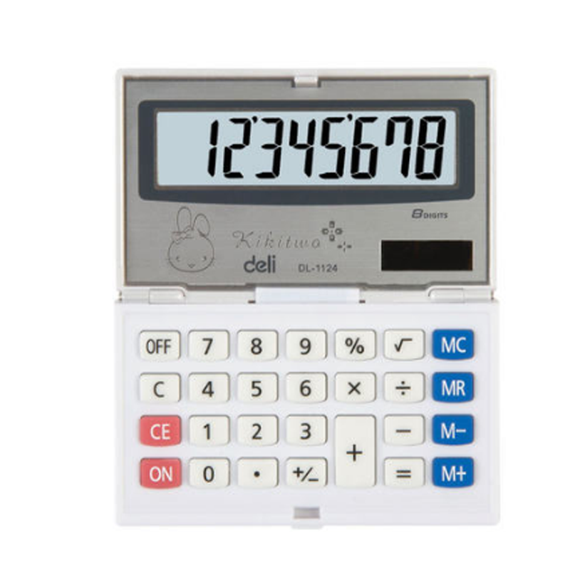 high quality 8 digit mini pocket calculator for promotion gifts