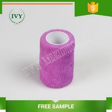 2015 top sell veterinary medical cohesive bandage