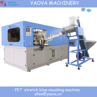 Mineral water plastic bottle making machine