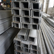 304L 316L stainless steel channel bar 10mm