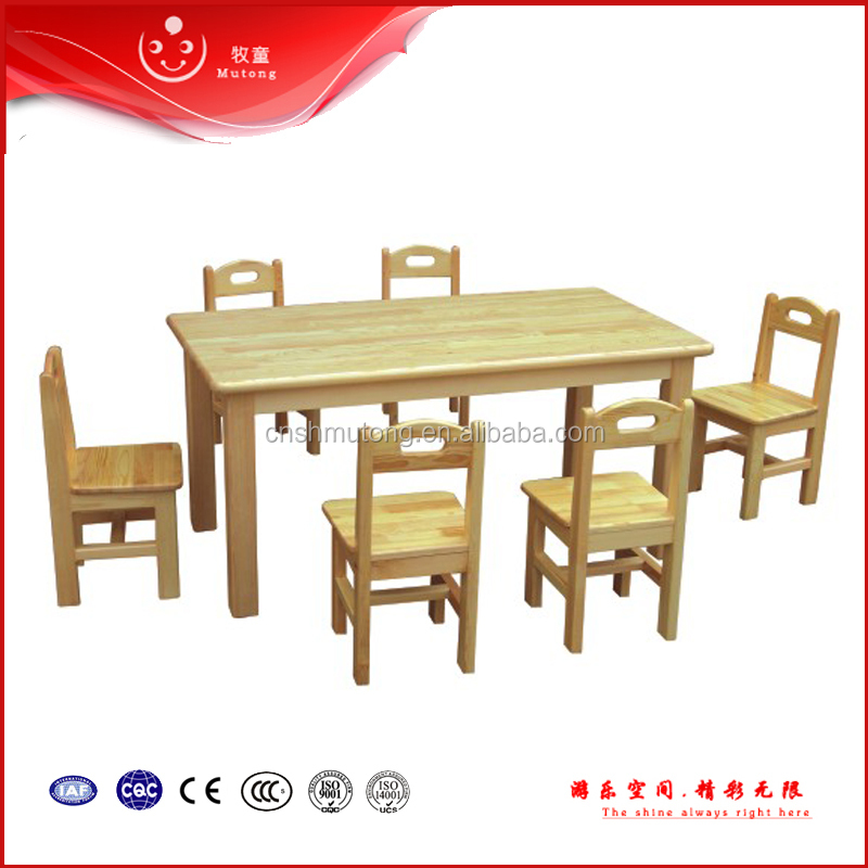 china children table and chair