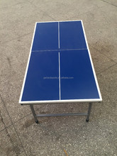 Popular folding table legs used ping pong tables for sale