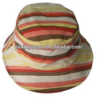 Popular 2016 paper fishing fisherman bucket hat oem for headwear