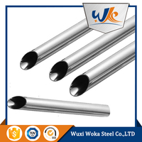 316L welded stainless steel tube price per kg