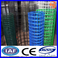 "SS304 5/8"" x 5/8"" welded wire mesh for channel fence"