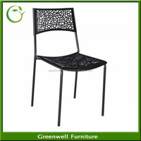 Popular Wholesale Cheap Price Metal Plastic Imported Unfinished Furniture for Dining Room