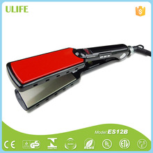 Professional 12v roller brush hair straightener with best price