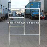 mobile frame scaffolding part Outrigger
