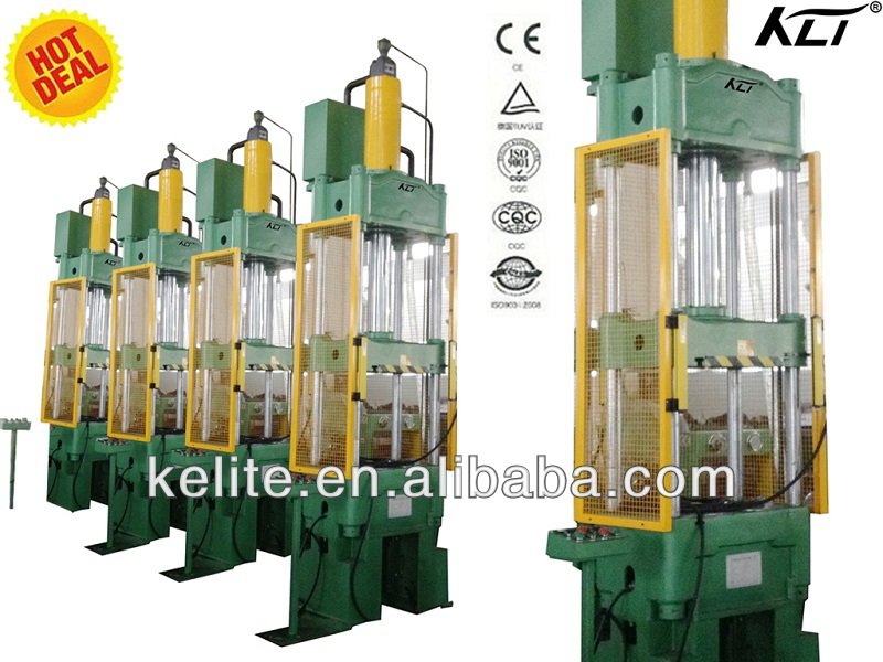 Y32 Series Four-column Guide Molding Hydraulic Press